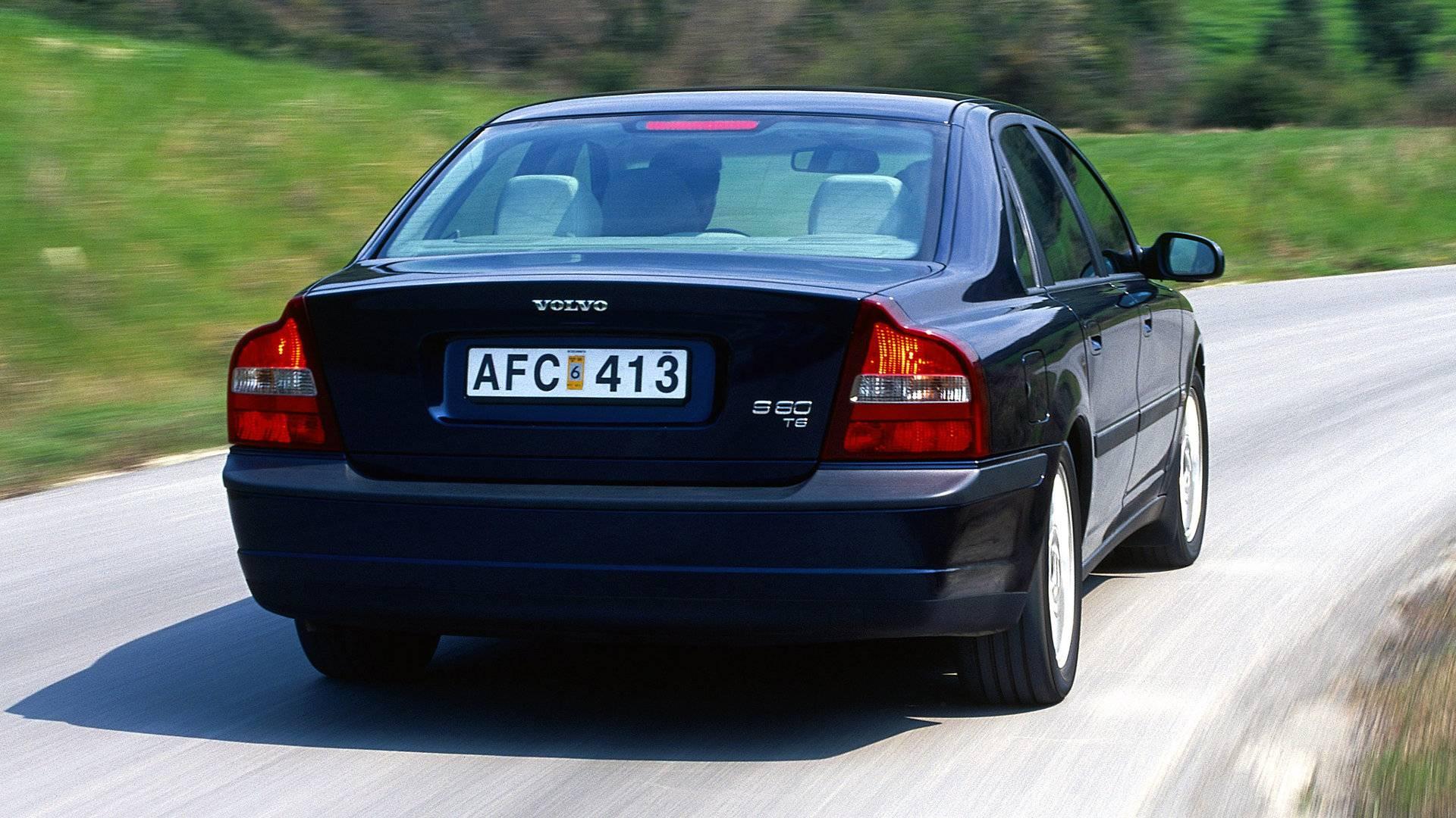 Volvo S80 T6 1