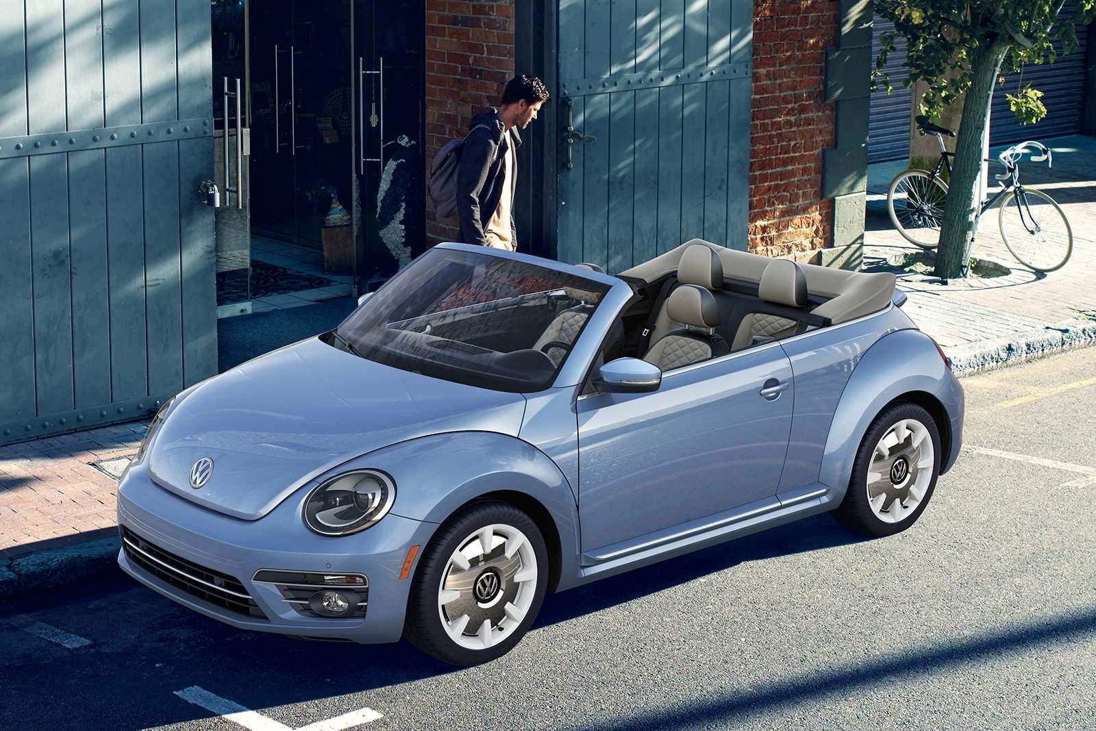 2019 Volkswagen Beetle Convertible Last Edition 2