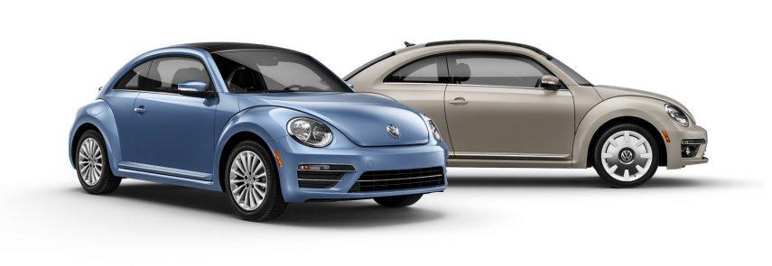 Volkswagen anuncia la última edición del Beetle para Norteamérica