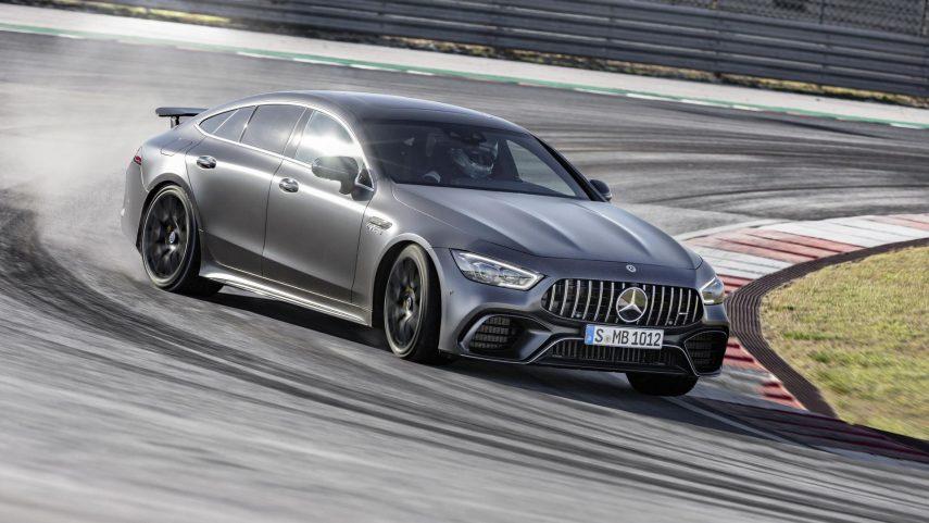 Ya puedes encargar el Mercedes-AMG GT V8 4 puertas