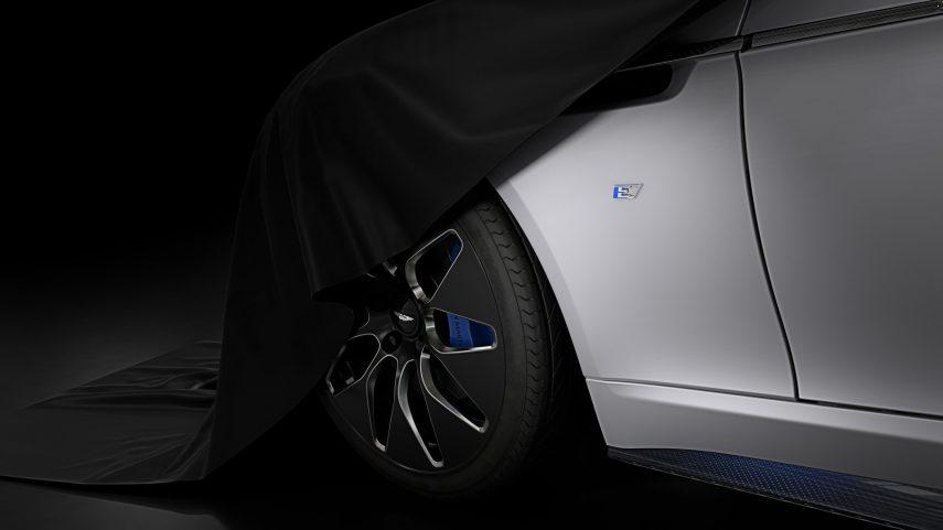 El Aston Martin Rapide E llegará a finales de 2019
