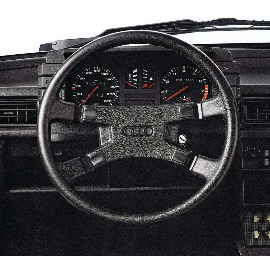 Audi 80 Quattro 3