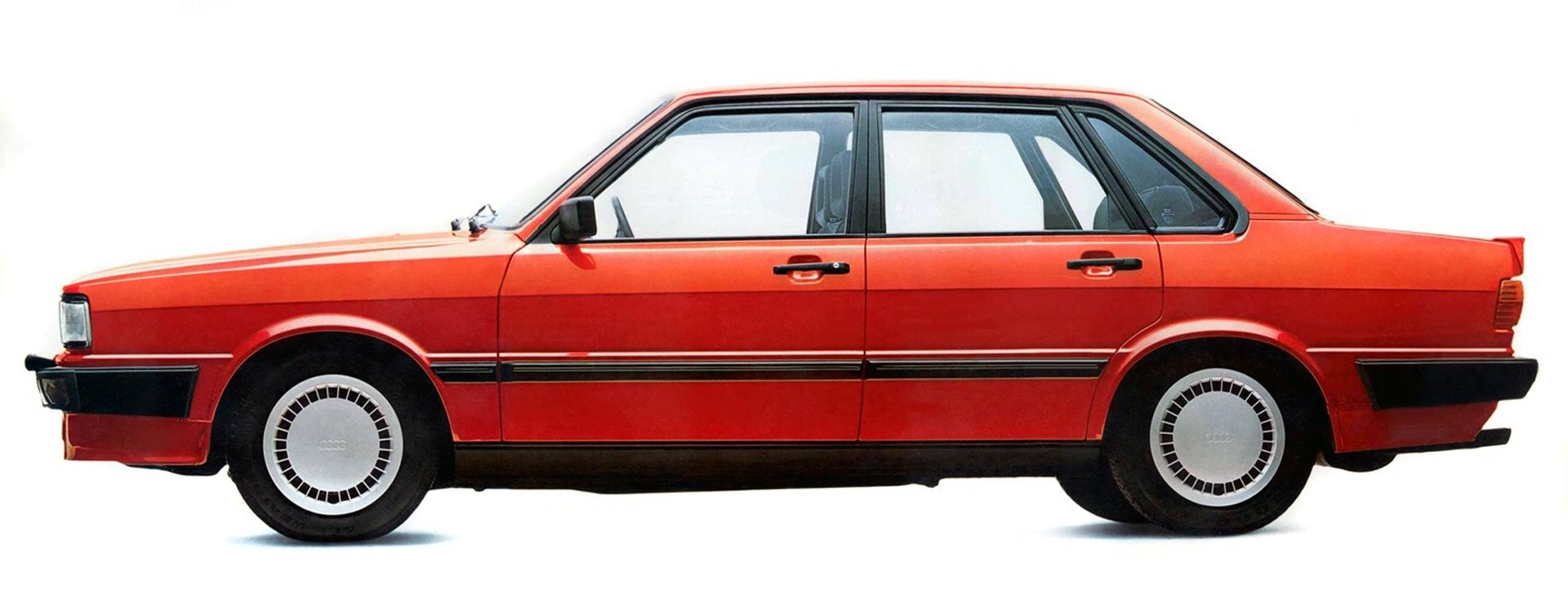 Audi 80 Quattro 5