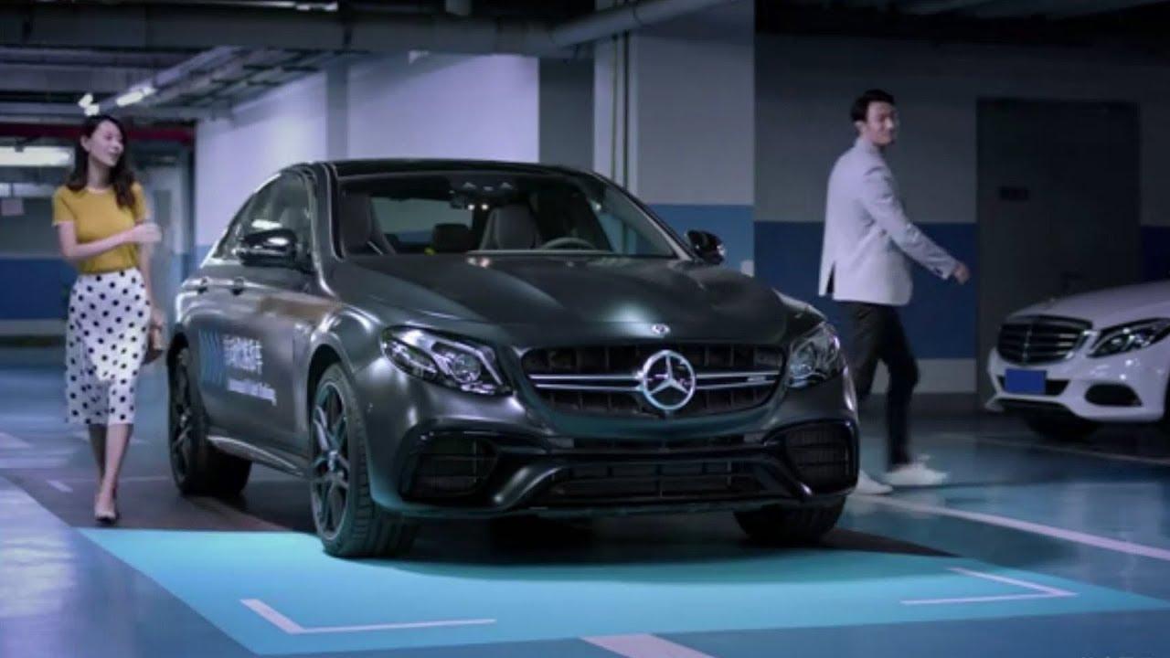 Daimler y Bosch inauguran el primer parking automatizado