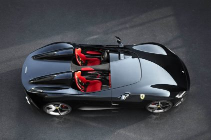 Ferrari Monza SP2 4