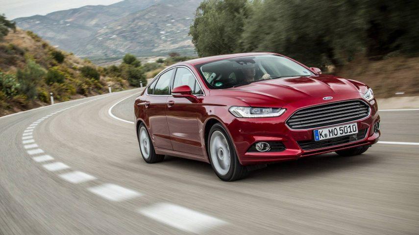 Ford no se cargará los Mondeo, S-MAX y Galaxy (de momento)