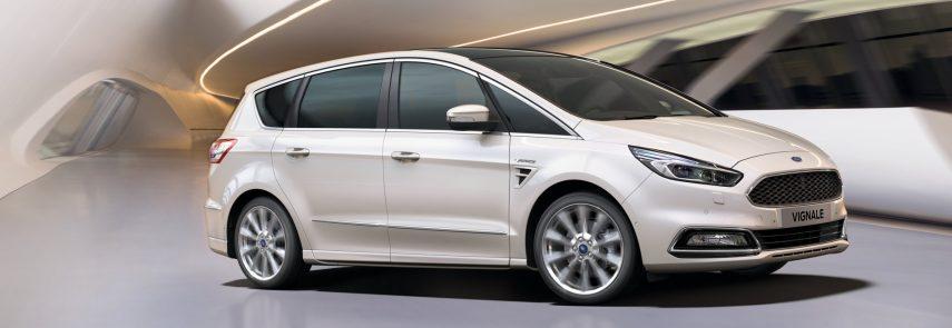 Los monovolúmenes S-MAX y Galaxy de Ford se actualizan