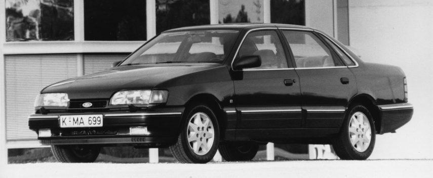 Coche del día: Ford Scorpio 2.9i 4×4