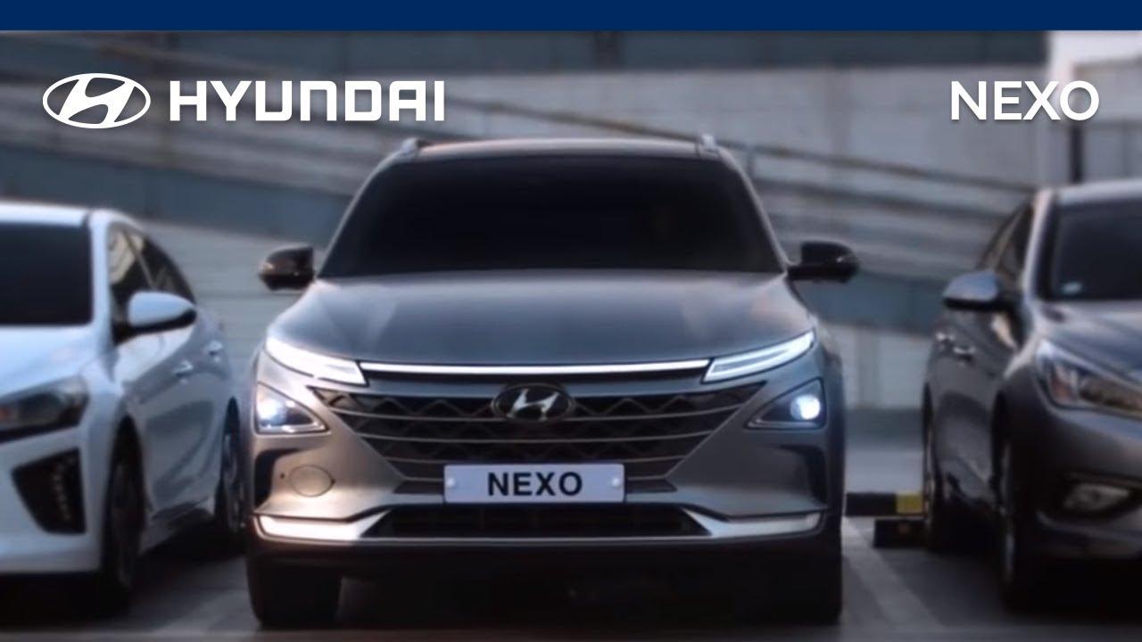 Ya tenemos un Hyundai Nexo de hidrógeno matriculado en España