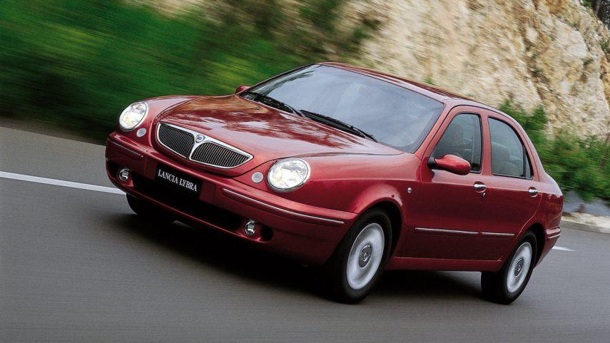 Coche del día: Lancia Lybra 2.4 JTD