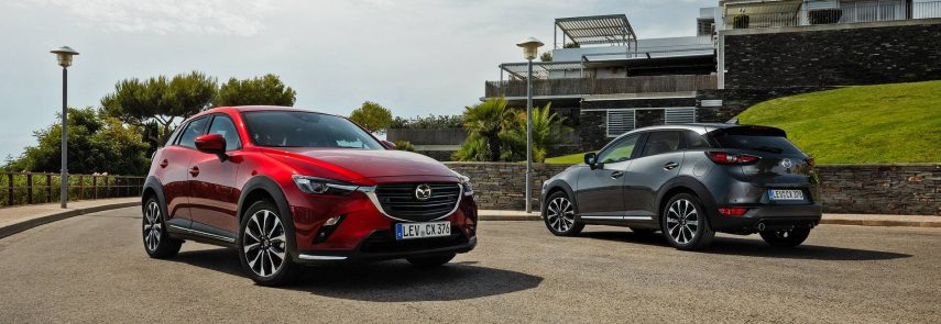 El Mazda CX-3 2018 ya está a la venta, desde 20.645 euros