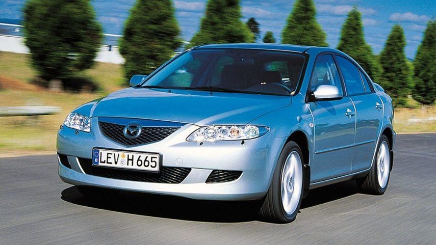 Coche del día: Mazda6 2.3 Sportive