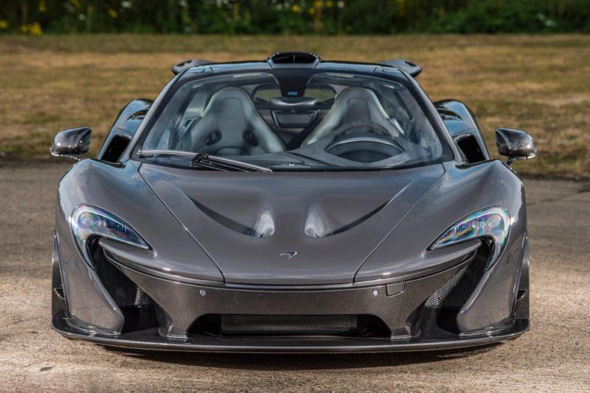 Sale a la venta el McLaren P1 de Jenson Button