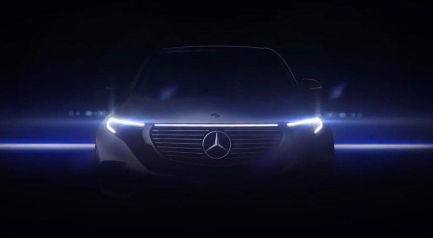 Acompáñanos a la presentación en vivo del Mercedes-Benz EQC