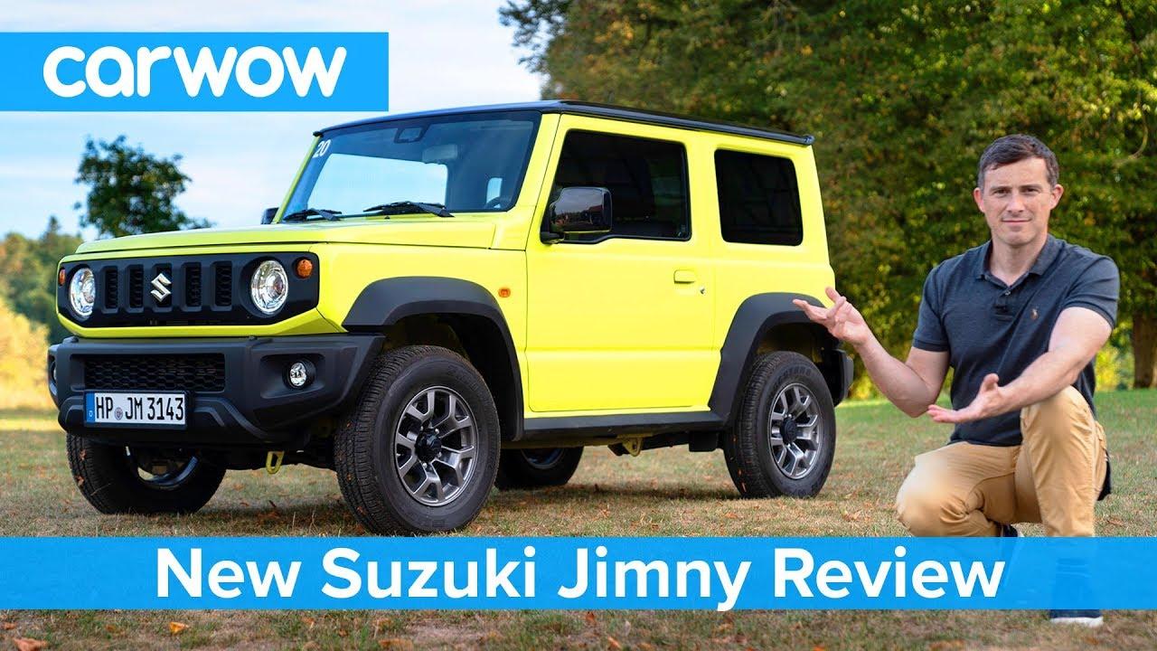 El nuevo Suzuki Jimny ya está aquí