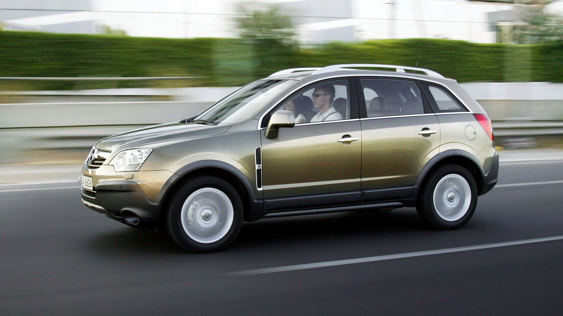 Coche del día: Opel Antara