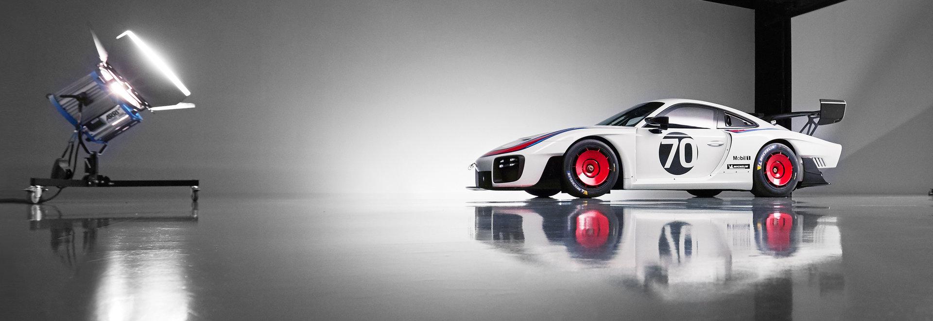 """Porsche 935 2018, una reinterpretación moderna del mítico """"Moby Dick"""""""