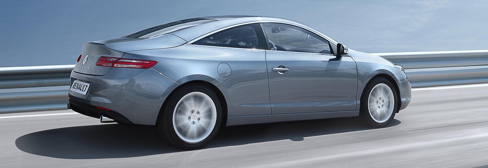 Coche del día: Renault Laguna Coupé