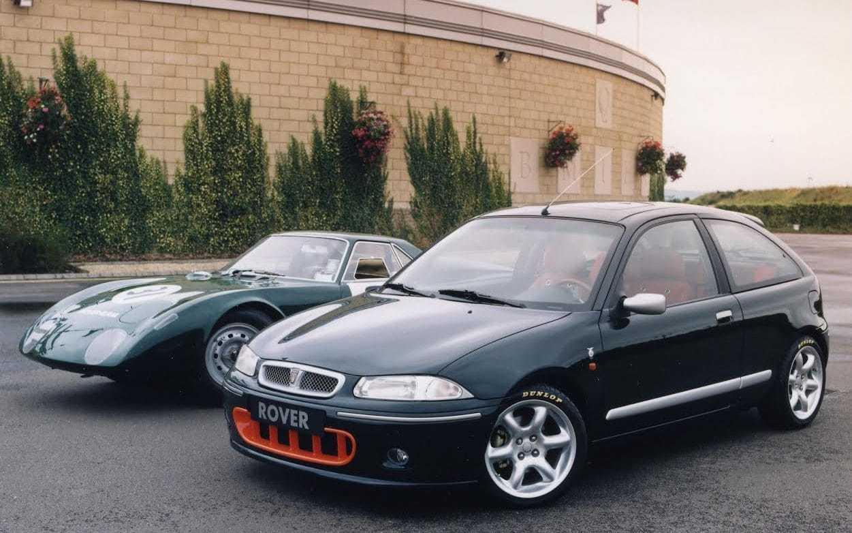 Rover 200 BRM 1