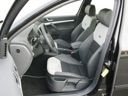 Skoda Octavia Combi RS 1Z Interior