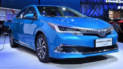Toyota Corolla China