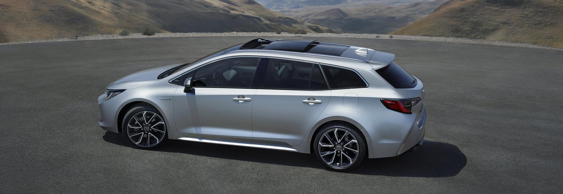 Toyota Corolla hybrid Touring Sports, ¿quién necesita diésel para hacer kilómetros?