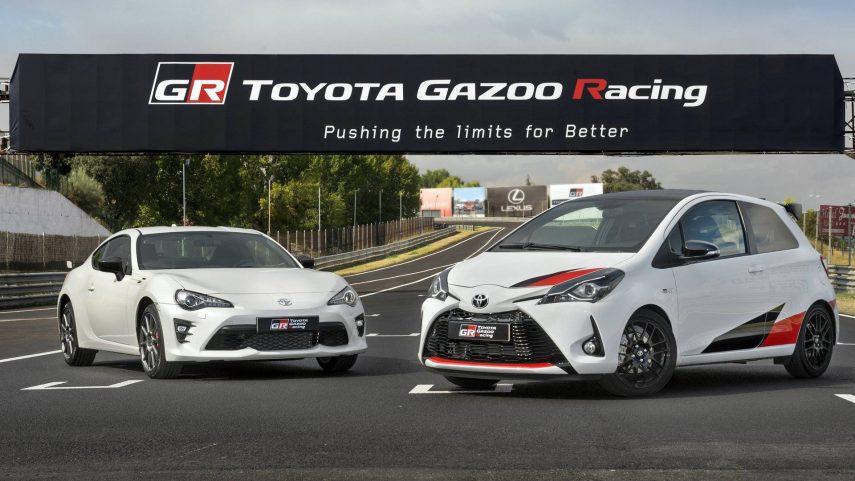 Toyota estrena en España las GR Experiences para dar a conocer sus deportivos