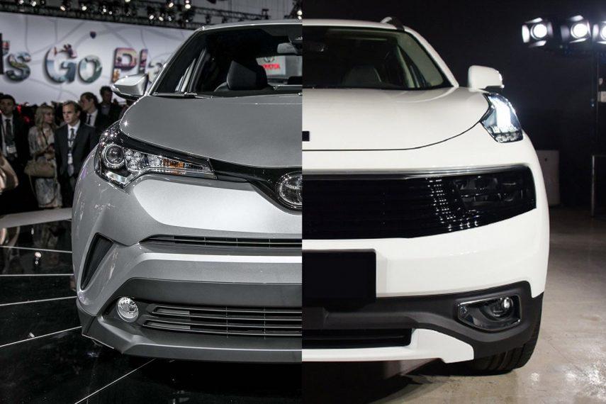 Geely y Toyota mantienen conversaciones sobre vehículos híbridos