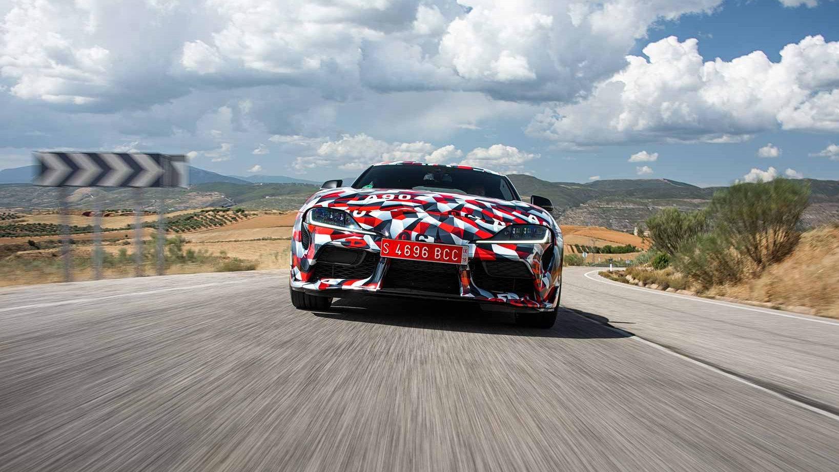 El nuevo Toyota Supra estará a la altura de su legado