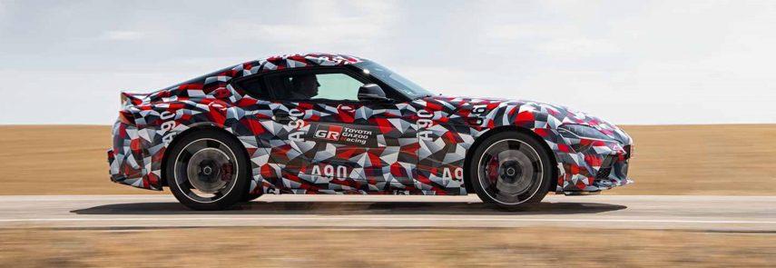 Cambio manual para el Toyota Supra: ¿sí o no?