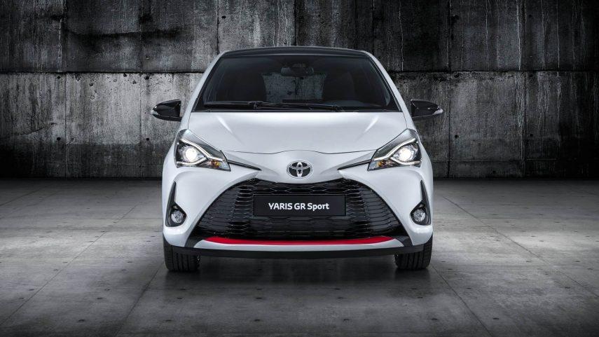 Nuevos Toyota Yaris GR Sport y Yaris Y20