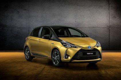 Toyota Yaris Y20 1