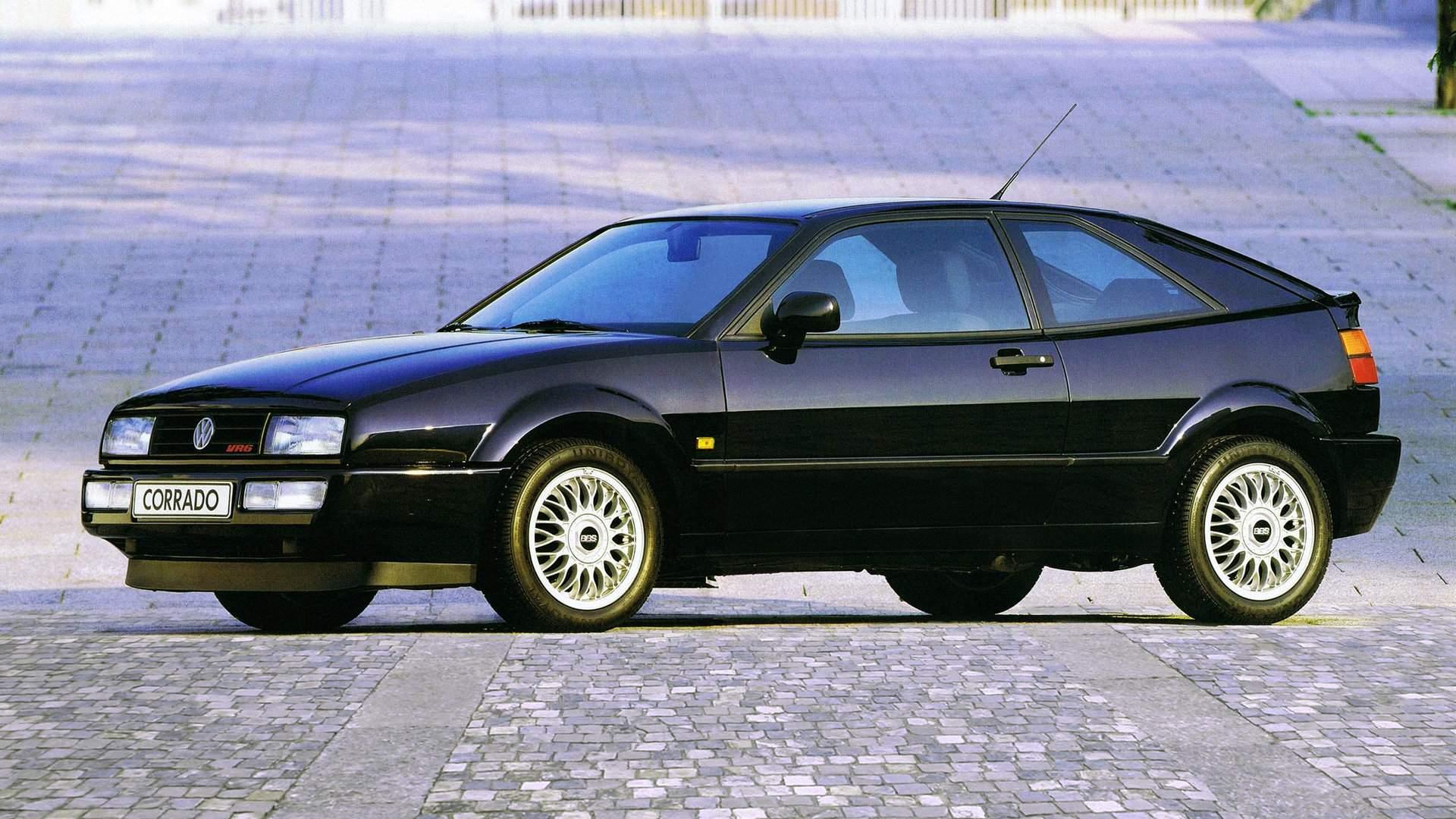 Coche del día: Volkswagen Corrado VR6