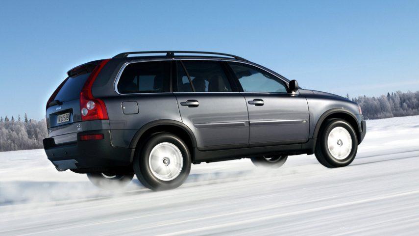 Coche del día: Volvo XC90 V8