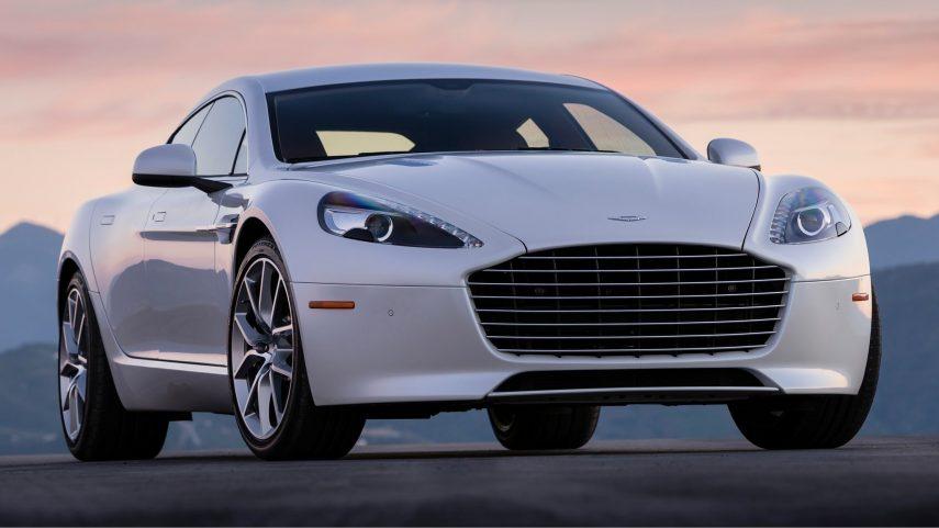 El Aston Martin Rapide será únicamente eléctrico en 2018