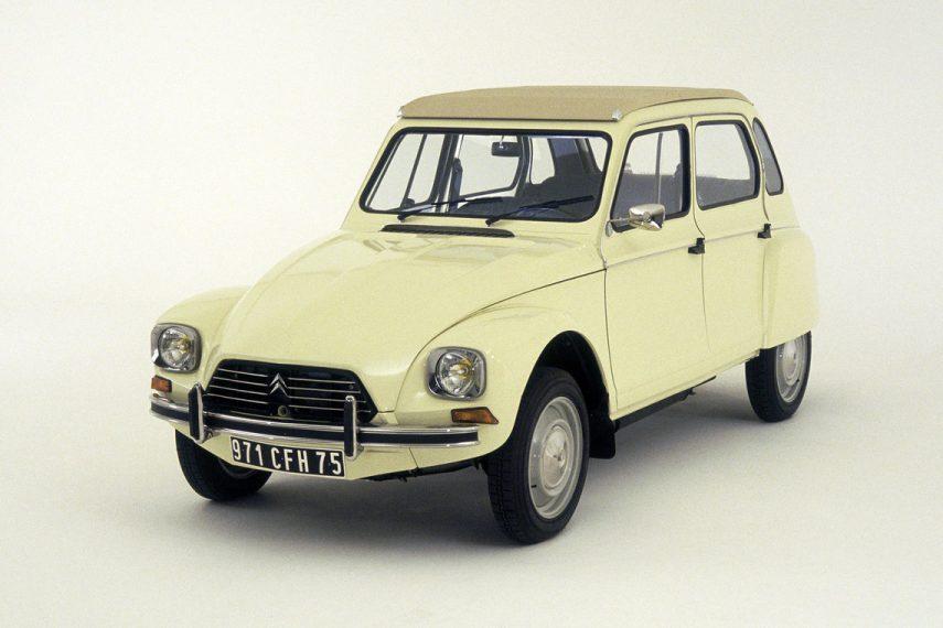 Coche del día: Citroën Dyane 6 Super