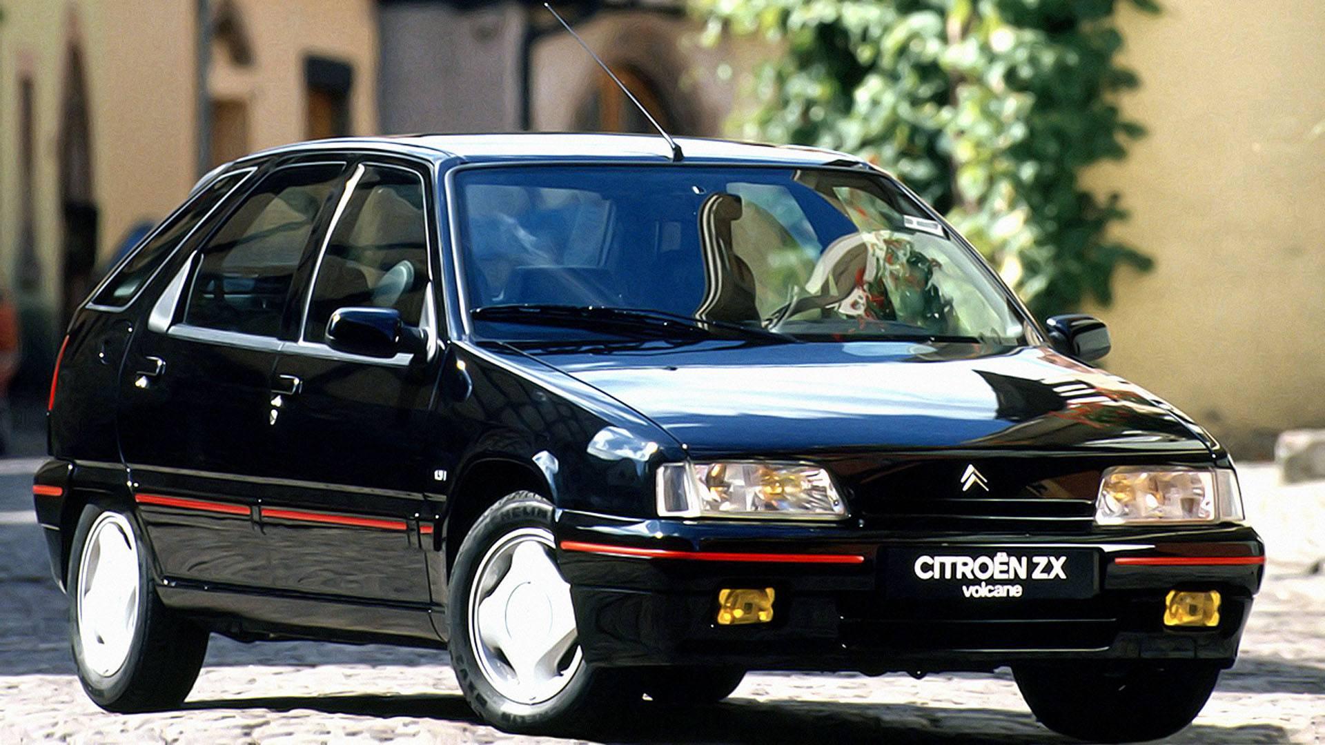 Coche del día: Citroën ZX Volcane