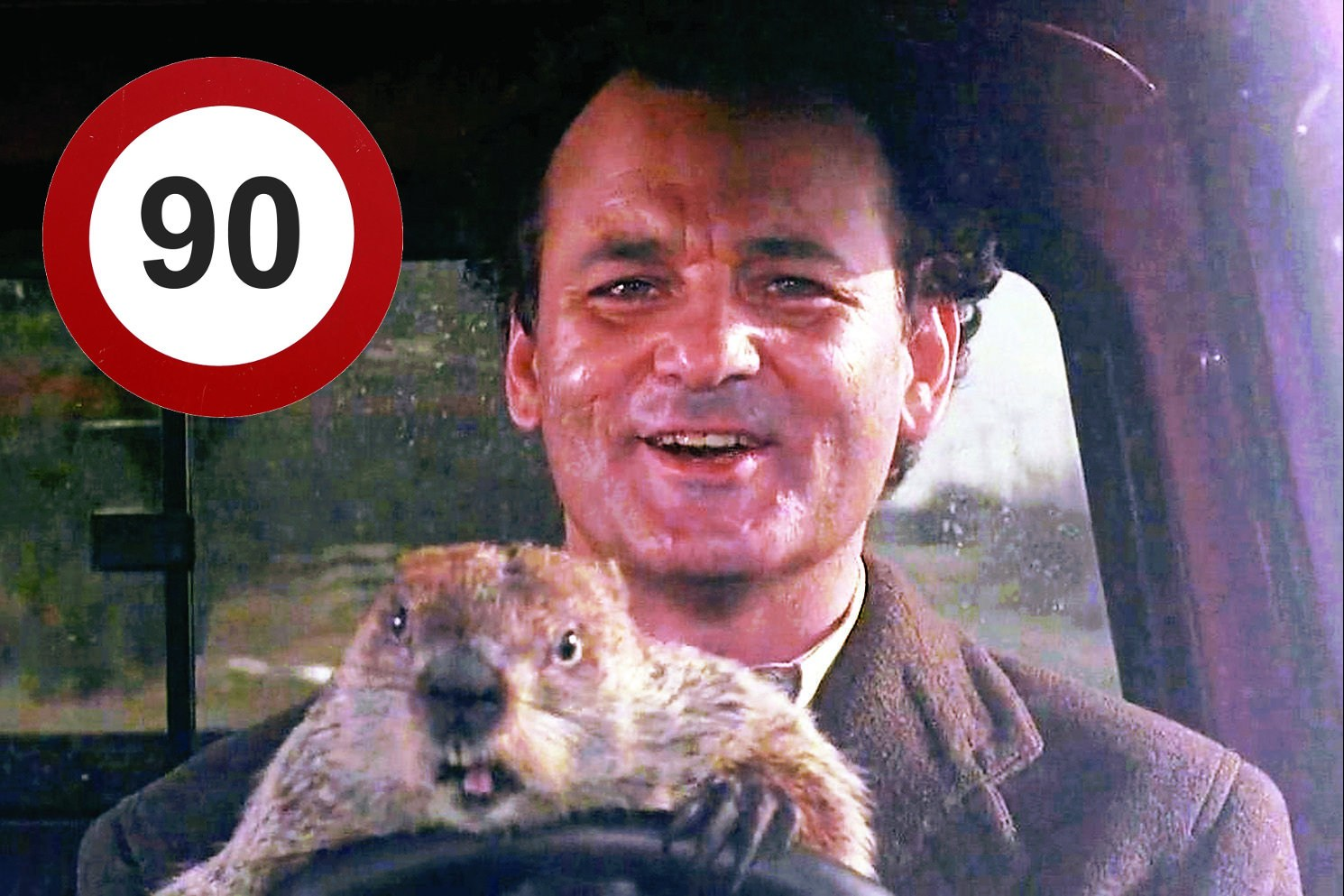 Mañana se aprueba la reducción a 90 km/h en vías secundarias