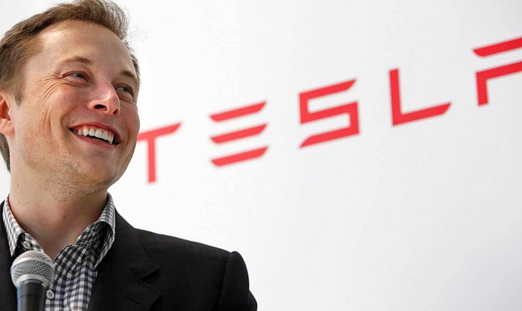 Tesla perdió ayer más de la quinta parte de su valor (-21 %)