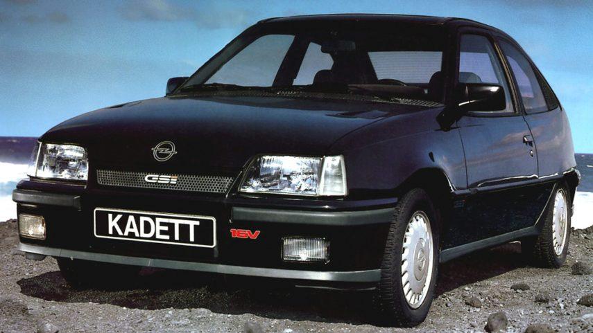 Coche del día: Opel Kadett GSI 16V