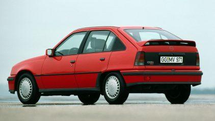 Opel Kadett Gsi 16v 2