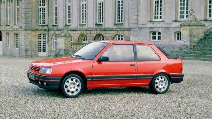 Peugeot 309 Gti 1
