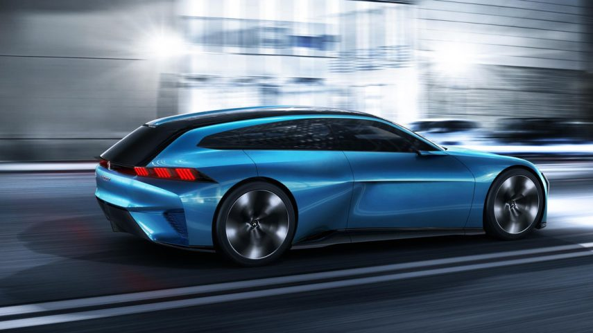 Peugeot Instinct Concept, ya es oficial