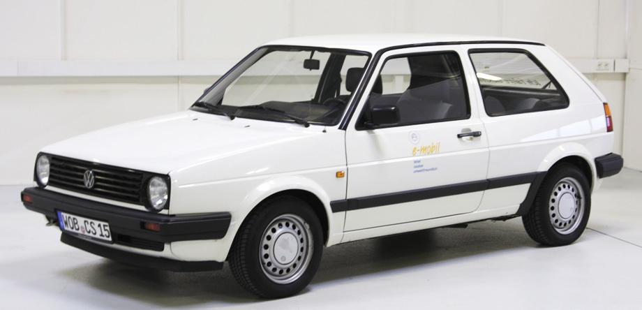 Volkswagen Golf Citystromer II