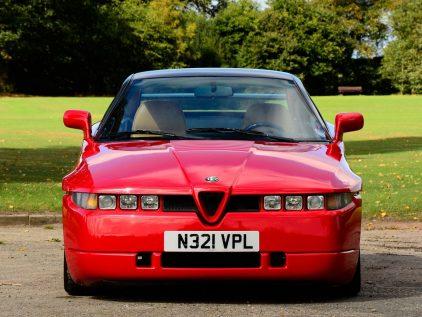 Alfa Romeo SZ 2