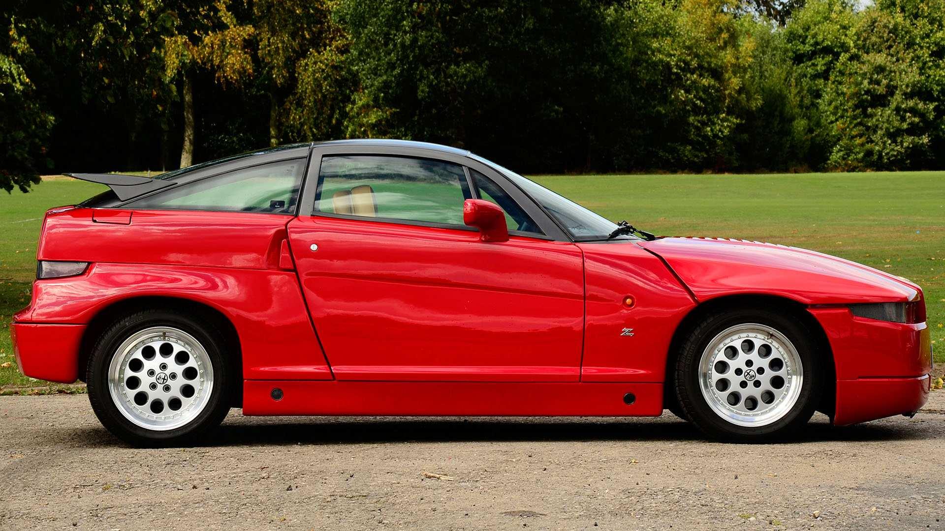 Alfa Romeo SZ 4