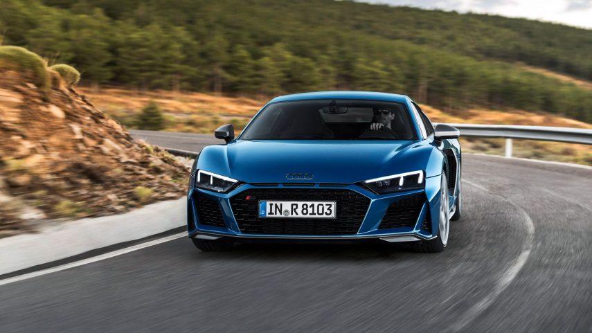 El nuevo Audi R8 Coupé y Spyder llega el año que viene