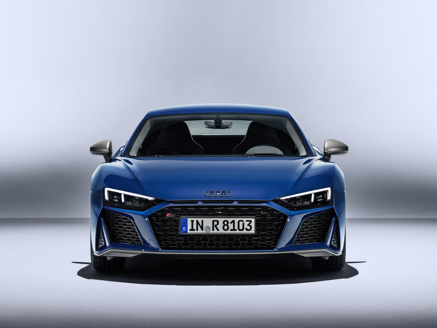 Audi R8 2019 14