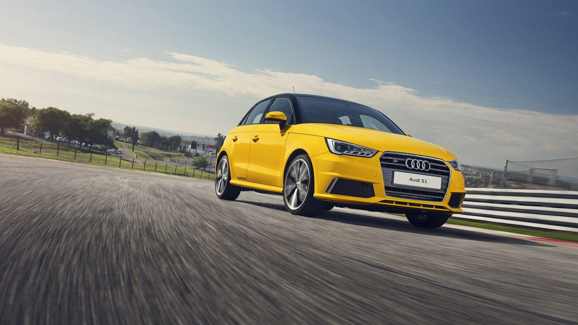 Coche del día: Audi S1
