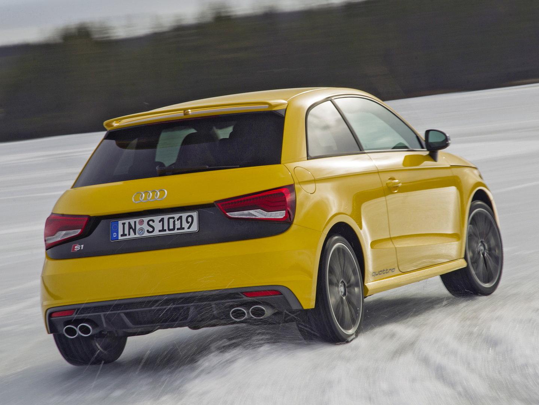 Audi S1 2